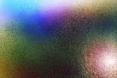 Struttura Multi-colored delle gocce Immagine Stock