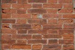 Struttura, muro di mattoni Fotografia Stock Libera da Diritti