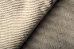 Struttura naturale della tela da imballaggio Immagini Stock