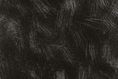 Struttura nera del calcestruzzo della parete Immagine Stock