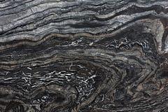 Struttura nera morbida leggera del marmo di effetto Immagini Stock Libere da Diritti