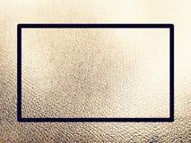 Struttura nera sul cuoio nero della lucidatura approssimativa drammatica fotografie stock libere da diritti