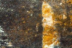 Struttura o fondo del metallo di lerciume Immagini Stock Libere da Diritti