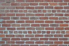 Struttura o fondo del muro di mattoni Fotografia Stock