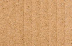 Struttura o fondo di carta del cartone con spazio per testo Immagini Stock Libere da Diritti