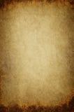 Struttura o fondo marrone di lerciume con sporco o invecchiamento Fotografie Stock