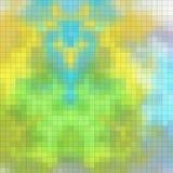 Struttura o modello pixelated estratto Immagini Stock Libere da Diritti