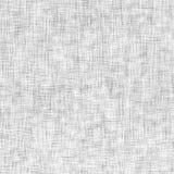 Struttura o priorità bassa bianca della tela di canapa Immagini Stock Libere da Diritti