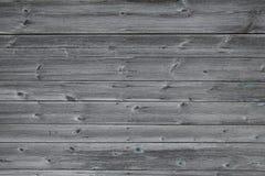 Struttura organica di legno grigia naturale Fotografie Stock