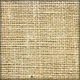Struttura originale del fondo della tela della superficie del cotone, Immagine Stock Libera da Diritti