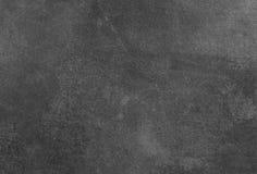Struttura orizzontale di Gray Slate Background scuro Fotografia Stock Libera da Diritti