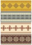 Struttura ornamentale   Fotografia Stock