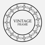 Struttura ornamentale rotonda royalty illustrazione gratis