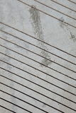 Struttura pavimentata concreta Fotografia Stock Libera da Diritti