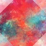 Struttura porpora blu rosa astratta Fotografie Stock Libere da Diritti