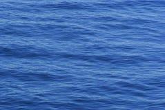 Struttura profonda dell'acqua blu Immagini Stock Libere da Diritti