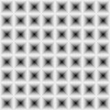 Struttura pyramidal concava senza giunte di alta risoluzione Immagini Stock