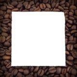 Struttura quadrata con lo spazio della copia Immagine Stock