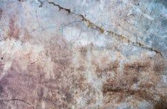 Struttura reale di lerciume da una vecchia parete immagini stock libere da diritti