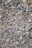 Struttura rocciosa con la sabbia Fondo fotografia stock