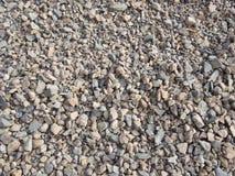 Struttura rocciosa della strada Fotografia Stock