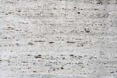 Struttura romana del marmo del travertino Fotografia Stock