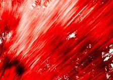 Struttura rossa #197 Fotografie Stock