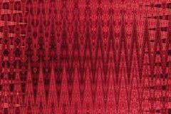 Struttura rossa astratta creativa Fotografia Stock