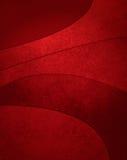 Struttura rossa astratta di progettazione del fondo Immagini Stock Libere da Diritti