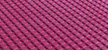 Struttura rossa 3D Immagini Stock
