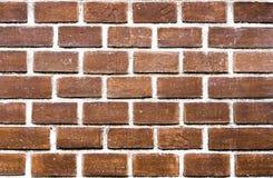 Struttura rossa del backgound del muro di mattoni Fotografie Stock