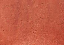 Struttura rossa dello stucco Immagine Stock Libera da Diritti
