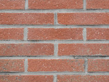 Struttura rossa mattone Immagine Stock