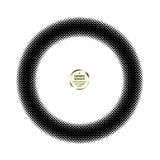 Struttura rotonda di vettore Fondo grafico astratto dell'elemento Fotografia Stock