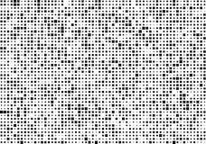 Struttura scura dei pixel Fondo astratto di progettazione di pendenza del mosaico del pixel Fondo astratto monocromatico isolato  Fotografia Stock