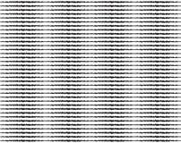 Struttura senza cuciture con i colpi della matita Fotografia Stock