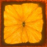 Struttura senza cuciture del fondo arancio fotografie stock libere da diritti