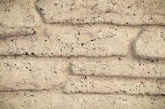 Struttura senza cuciture del fondo del muro di mattoni decorativo di pietra del granito Immagine Stock