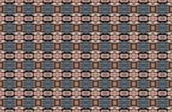 Struttura senza cuciture del fondo di vecchio muro di mattoni di lerciume Fotografie Stock Libere da Diritti