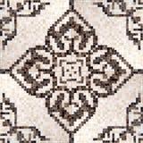 Struttura senza cuciture del mosaico Fotografie Stock Libere da Diritti