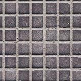 Struttura senza cuciture del tetto del metallo Fotografie Stock