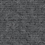 Struttura senza cuciture della vecchia iscrizione Fotografie Stock