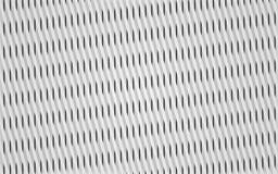 Struttura senza cuciture di bianco del metallo illustrazione vettoriale