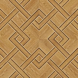 Struttura senza cuciture di progettazione della pavimentazione del parquet Fotografia Stock