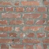 Struttura senza cuciture di un muro di mattoni Fotografia Stock Libera da Diritti