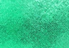 Struttura senza cuciture di vetro blu-chiaro brillante di lusso astratta del fondo del mosaico del modello delle mattonelle di pa Immagini Stock Libere da Diritti