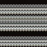 Struttura senza cuciture 03 di zigzag Fotografie Stock Libere da Diritti