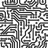 Struttura senza giunte - circuito illustrazione vettoriale