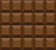 Struttura senza giunte del chokolate illustrazione vettoriale