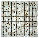 Struttura senza giunte del mosaico Immagini Stock